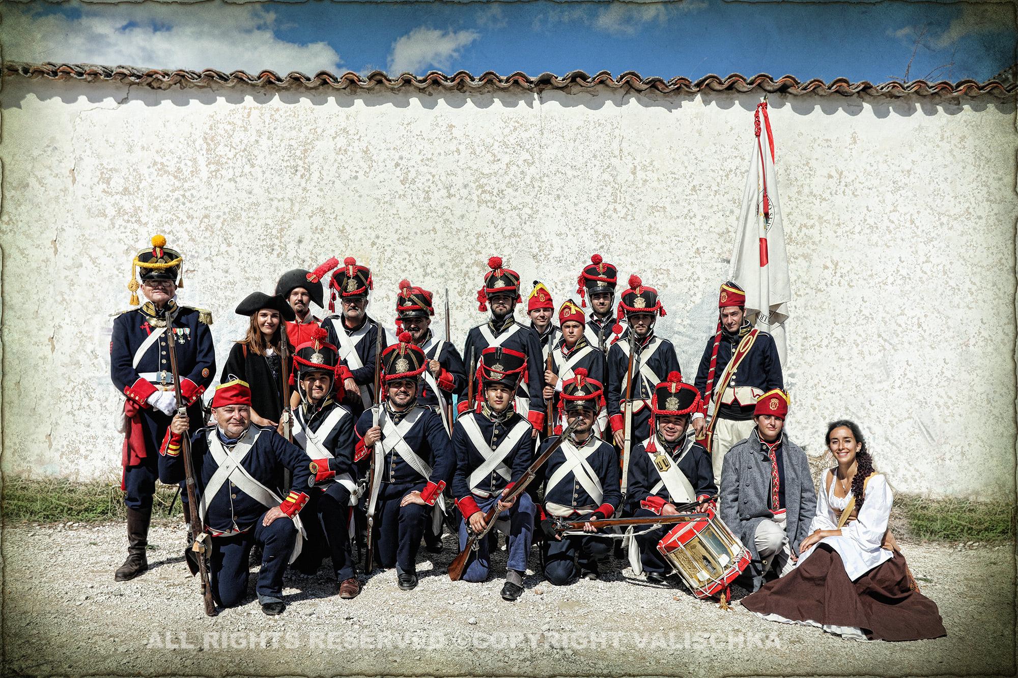 Voluntarios de Madrid Boecillo